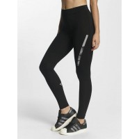 Only Play Women Legging/Tregging onpStef in black Black 80% polyester 20% elastane elastic waistband with internal drawstring ensures a good fit 15133848BLK VGEBEXX