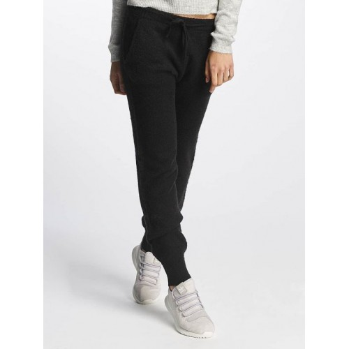 Rock Angel Women Sweat Pant Collien in black Black 70% Polyacrylic 18% Polyamide 10% Wool 2% Elastane Drawstring on the outside of the elastic waist ensures firm fit D9403A61629RSBLK GFZKCEY