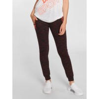 Superdry Women Sweat Pant Gym Tech Luxe in black black / red 66% polyester 31% viscose 3% spandex Drawstring on the outside of the elastic waistband ensures a secure fit GS3053PQRZ7 UFTHRKR