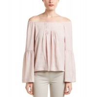 Women Nanette Lepore Island Party Top Approximately 22in from shoulder to hem Pink 434877101 YQLOLWT