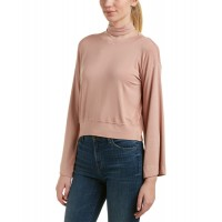 Women Young Fabulous & Broke Nory Top Approximately 19in from shoulder to hem Pink 483768401 DAJKJKB
