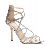 Women Imagine Vince Camuto Ranee Sandal Sexy and elegant Silver Style # 475615101 DFWWCTM