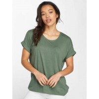 Only Women T-Shirt onlMoster in green Crew Neck 15106662LAUWRE TXXCJFF