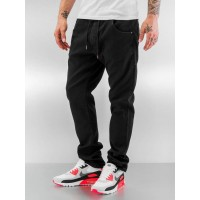 Reell Jeans Men Straight Fit Jeans Jogger in black Black 87% cotton 12.5% polyester 0.5% spandex 111400101045120 LOSCIQN