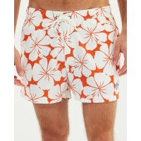 North Sails Men All-Over Print Volley Shorts An essential item in the closet NO126AA43CCU ZEJYDBV