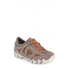 ALLROUNDER BY MEPHISTO Women 'Natal' Sneaker Grigio Suede EXQFYHS